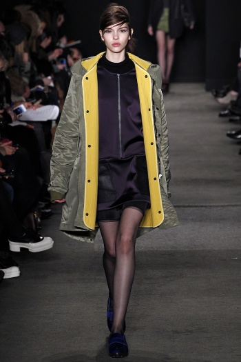 Rag and Bone Fall 2013 Runway picture from vogue.com