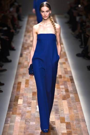 Valentino Fall 2013 Runway picture from vogue.com