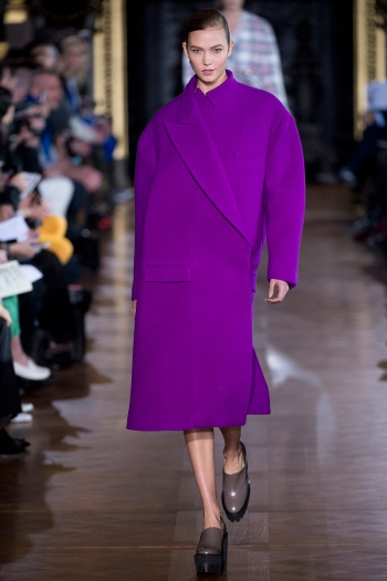 Stella McCartney Fall 2013 Runway picture from vogue.com