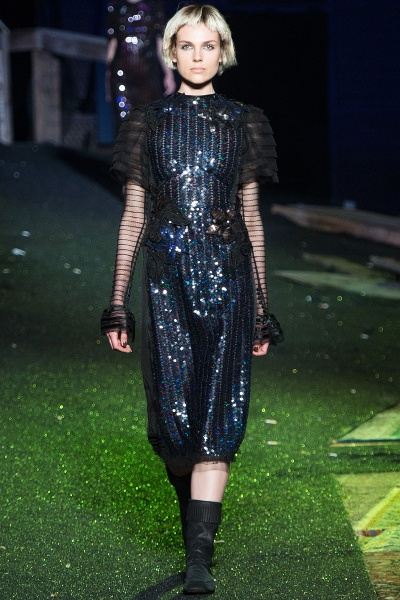 Marc Jacobs Spring 2014 Runway picture from vogue.com