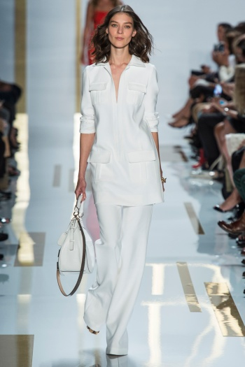Diane von Furstenberg Spring 2014 Runway picture from vogue.com