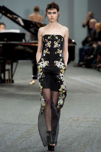 Erdem Spring 2014 Runway picture from vogue.com