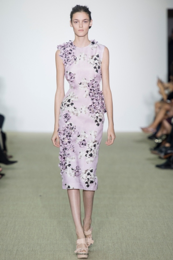 Giambattista Valli Spring 2014 Runway picture from vogue.com