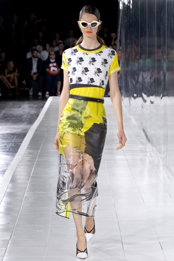 Prabal Gurung Spring 2014 Runway picture from vogue.com