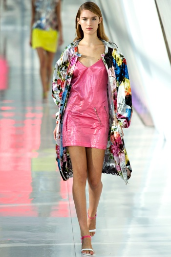 Preen Spring 2014 Runway picture from vogue.com