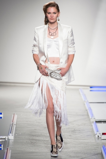Rodarte Spring 2014 Runway picture from vogue.com