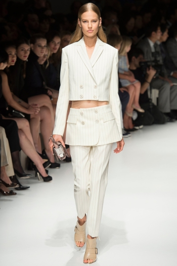Salvatore Ferragamo Spring 2014 Runway picture from vogue.com