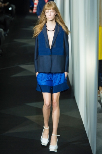 Acne Studios Spring 2014 Runway picture from vogue.com