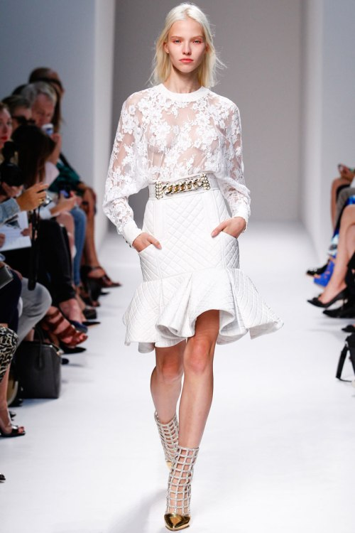 Fashion Trend: Sheer Lace Love