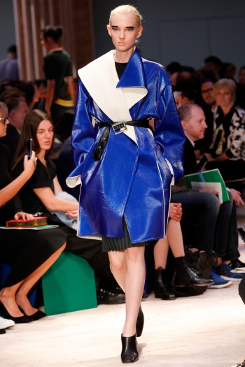 Celine Spring 2014 Runway picture from vogue.com
