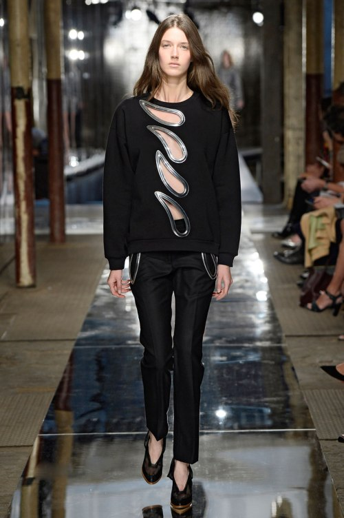 Christopher Kane Spring 2014 Runway picture from vogue.com