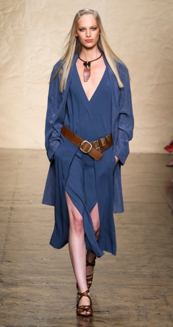 Donna Karan Spring 2014 Runway picture from vogue.com