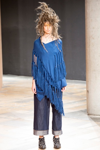 Junya Wantannabe Spring 2014 Runway picture from vogue.com