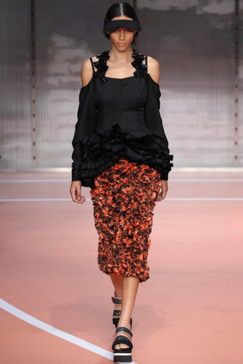 Marni Spring 2014 Runway picture from vogue.com
