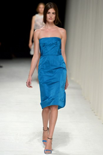 Nina Ricci Spring 2014 Runway picture from vogue.com
