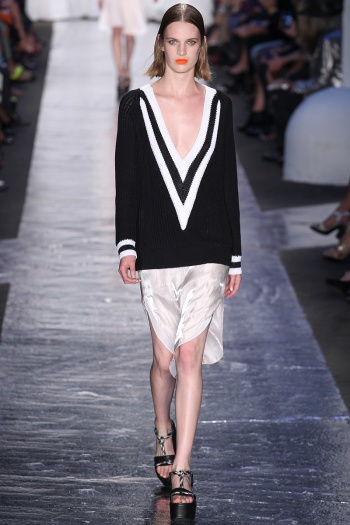 Rag and Bone Spring 2014 Runway picture from vogue.com