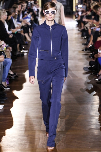 Stella McCartney Spring 2014 Runway picture from vogue.com