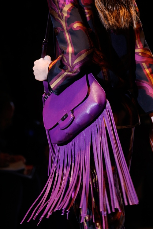 Gucci Spring 2014 Runway picture from vogue.com