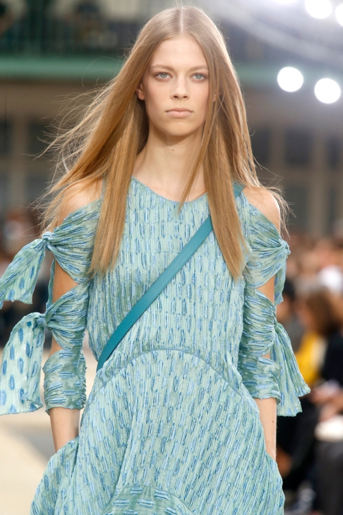 Chloe Spring 2014 Runway picture from vogue.com