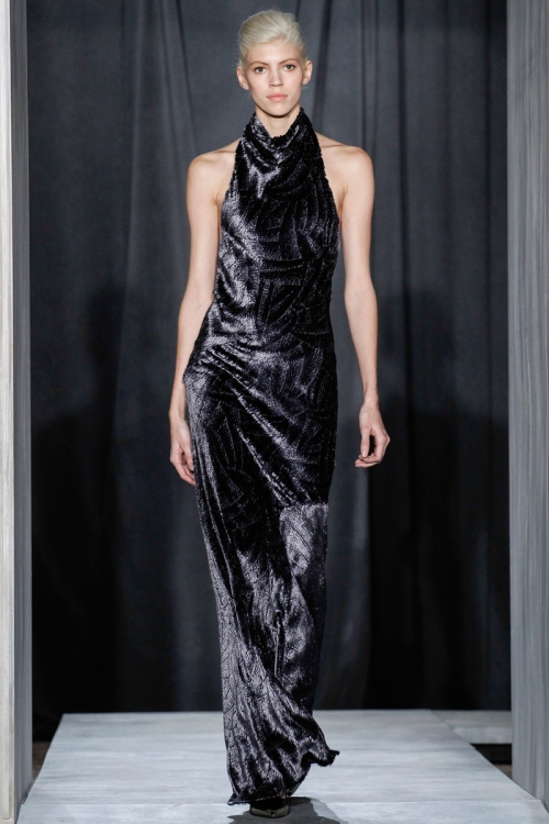 Jason Wu Fall 2014 Runway picture from vogue.com