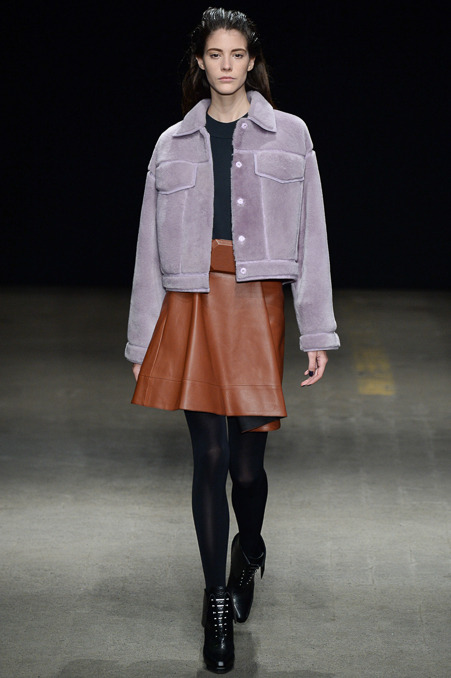 3.1 Phillip Lim Fall 2014 Runway picture from vogue.com