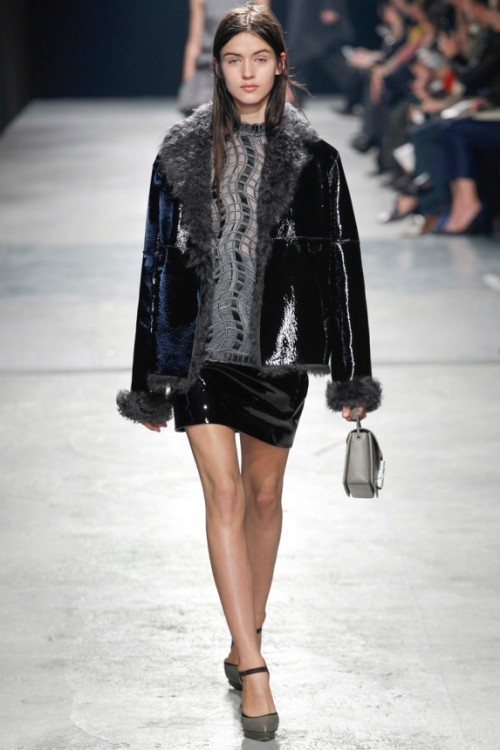 Christopher Kane Fall 2014 Runway picture from vogue.com
