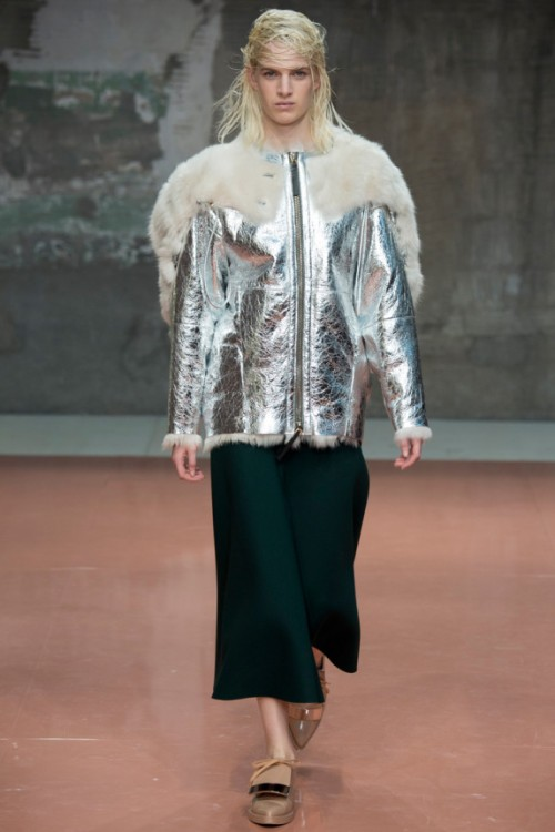 Marni Fall 2014 Runway picture from vogue.com