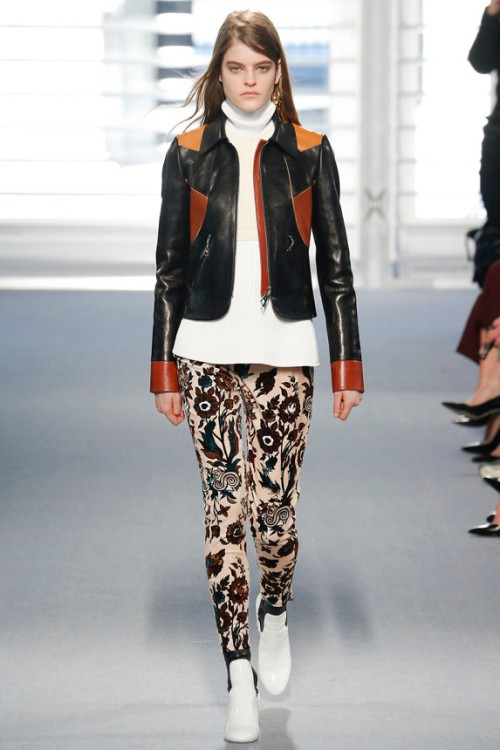 Louis Vuitton Fall 2014 Runway picture from vogue.com