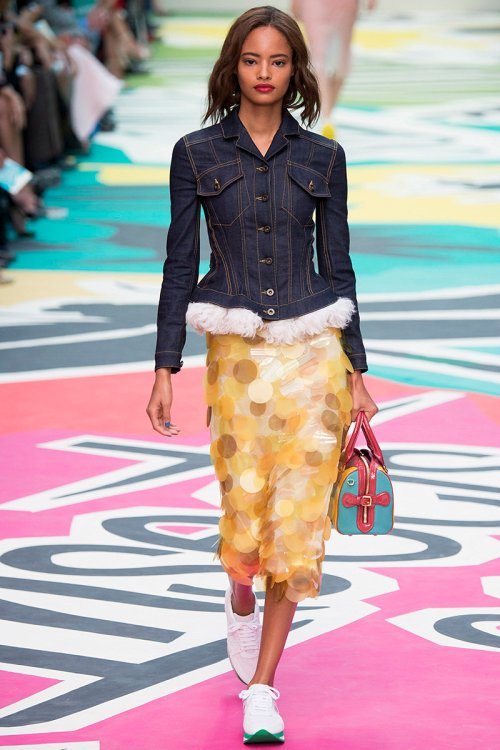 Burberry Prorsum Spring 2015 picture via vogue