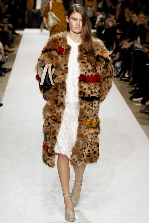 Chloe Fall 2014 Runway picture via vogue