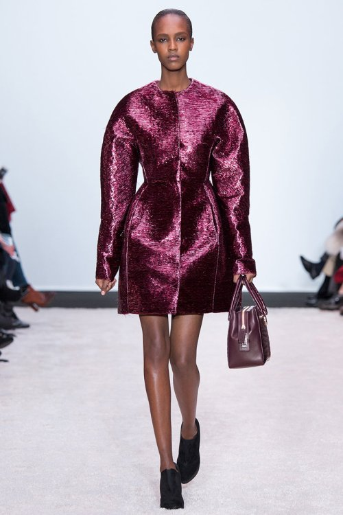 Giambattista Valli Fall 2014 Runway picture via vogue