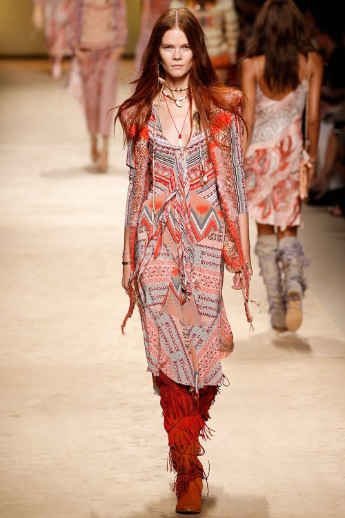 Etro Spring 2015 Runway picture via vogue
