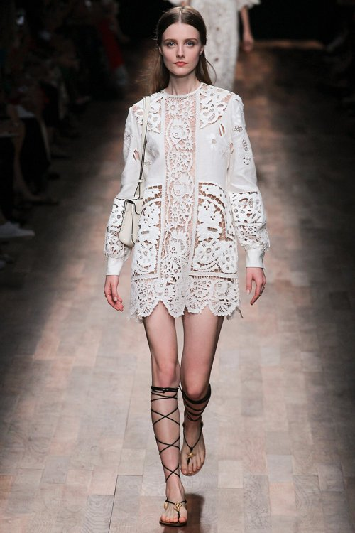Valentino Spring 2015 Runway picture via vogue